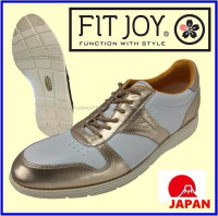 Japanese design casual Mens leather shoes made in Cambodia