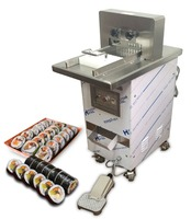 Food Slice Machine_gimbap, ham, sausage