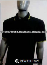High Quality Short Sleeve Cotton Fashion Men Polo T Shirt