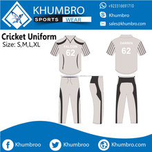 New Design Cricket Uniform