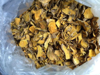 Dried Organic Turmeric / Dried Turmeric