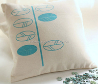 100% Cotton Stock indian applique work cushion covers
