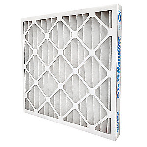 20x25x2, MERV 7, Standard Capacity Pleated Filter, Frame Included: Yes