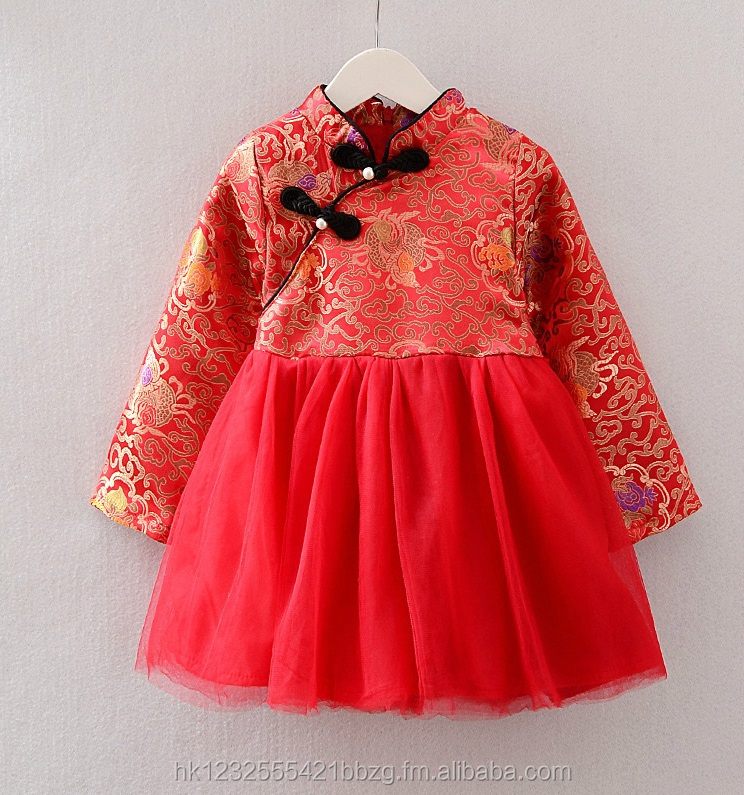 Chinese new style dresses