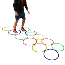GSI Agility training Ring Ladder for field speed training and coordination
