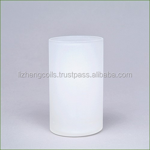 Frosted Borosilicate Glass Tube