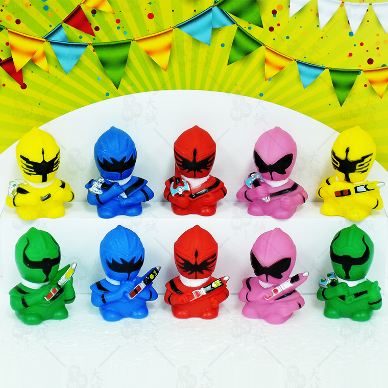 Cake Decoration Magic Team 10pcs