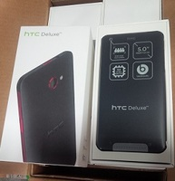 New HTC Butterfly android Smartphone android cell phones with box and accessory export from Japan