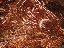 Sell high quality copper wire 99.9% copper scrap 99.9% copper millberry high quality