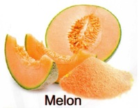 All-Natural Spray Dried Melon Powder