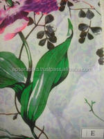 100 % Cotton Multipurpose Fabric home textile printing fabric printed/print fabric names for Garment