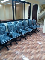 Complete Set of Office Chairs + +