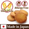 Long-lasting and Rice flour gluten free biscuits Cookie for health snack ,3 years expiration