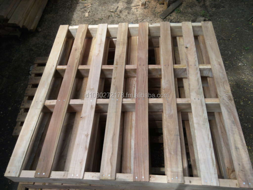 Wooden Pallet With Screw / Bolt