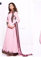 Wholesale indian anarkali salwar kameez\frock suits for women\designer long anarkali winter suits salwar kameez