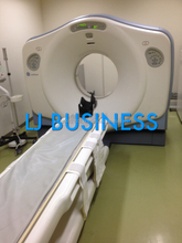 High spec durable secondhand CT scan equipment for hospital