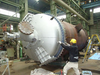 Reliable pressure vessels industrial air compressor prices for chemical industry