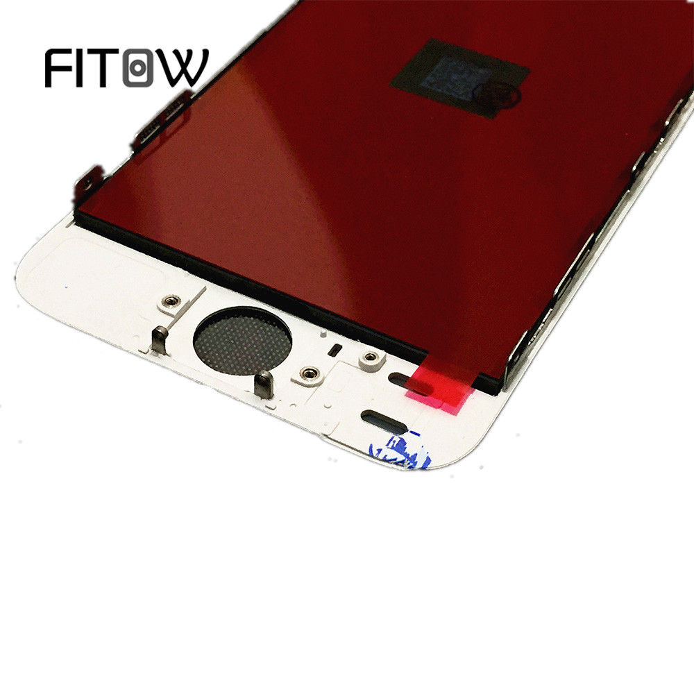 Fitow Wholesale Price High Quality Replacement digitizer touch screen For Iphone 5S LCD Display With Touch Screen