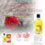 natural and high qoality body massage oil organic camellia tubaki oil for Skin Care