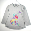 Girls t shirts printed, Girls clothes, cotton printing child t Shirts