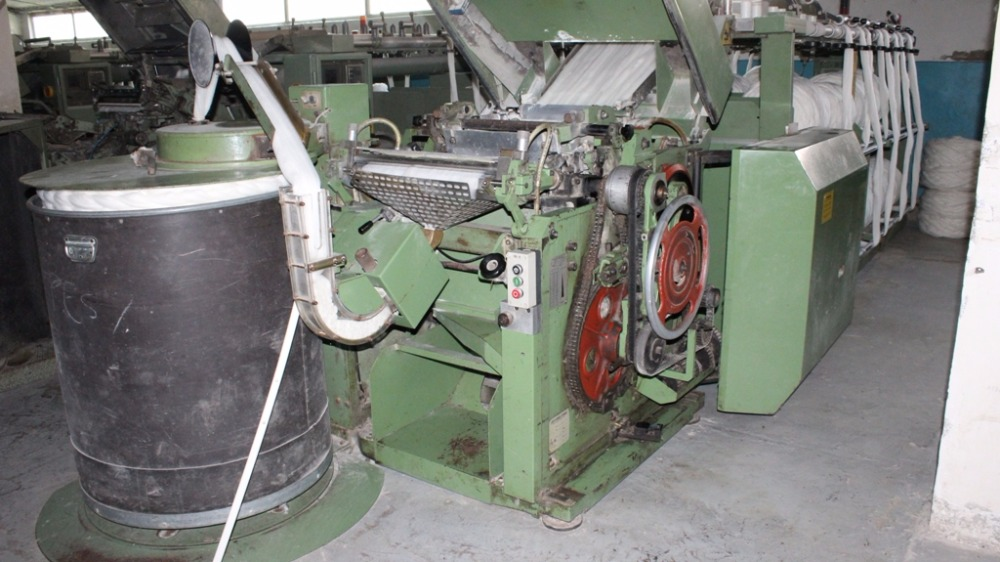Sant Andrea Novara P90 Combing Machine 2 pieces