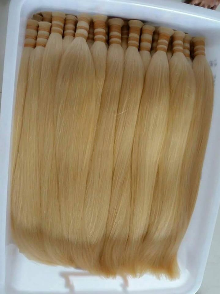 Indonesia Natural Cuticle Bulk Remy Hair (Natural and Color processed)