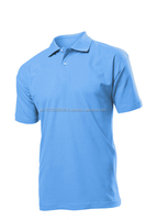 OEM Custom Logo Polo t shirts With Different Colors and Design / 100% Cotton polo t shirts