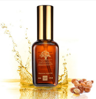 Private label nature organic body massage oil for women