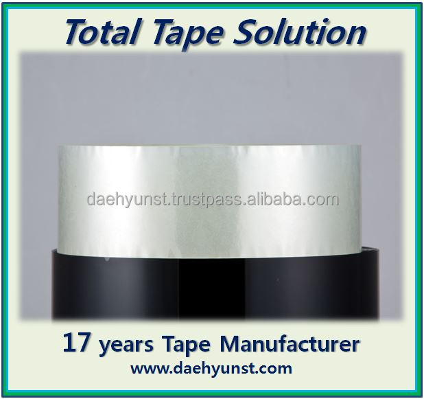 Double side Silicone & Acrylic adhesive tape for adhesion & fixing