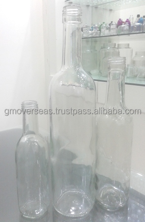 Champagne Glass Bottles