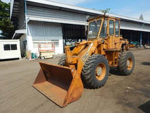 Kawasaki wheel loader KLD50Z, also KLD70Z,80Z