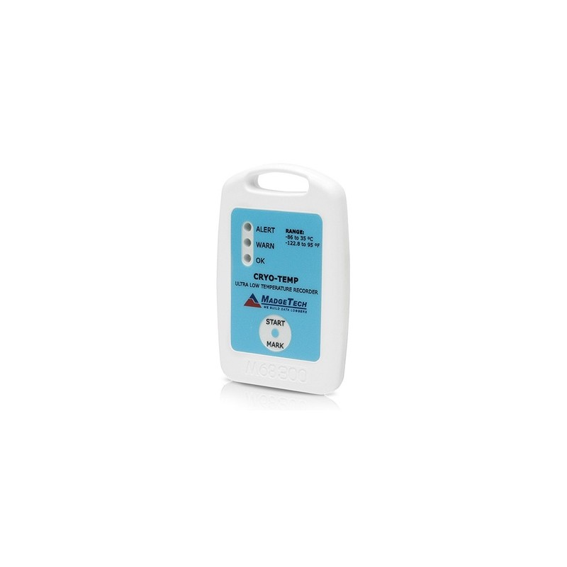 Ultra Low Temperature Data Logger