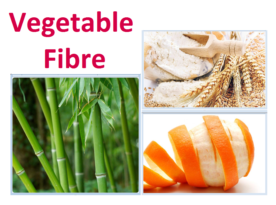 Vegetable fibre