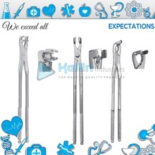 Molar Forceps For Dental Verinary Instruments
