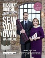 The Great British Sewing Bee: Sew Your Own Wardrobe - BBC Hardcover - RRP 25.00 GBP