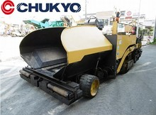 Japanese Used Asphalt Finisher Hanta F50W 5.0m Paving Wide HA50W For Sale