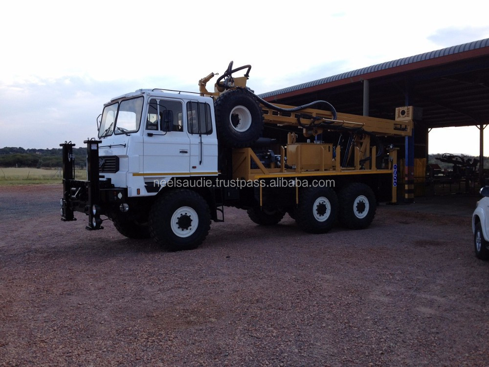 SAR 200 Water Well Drilling Rig (DTH)
