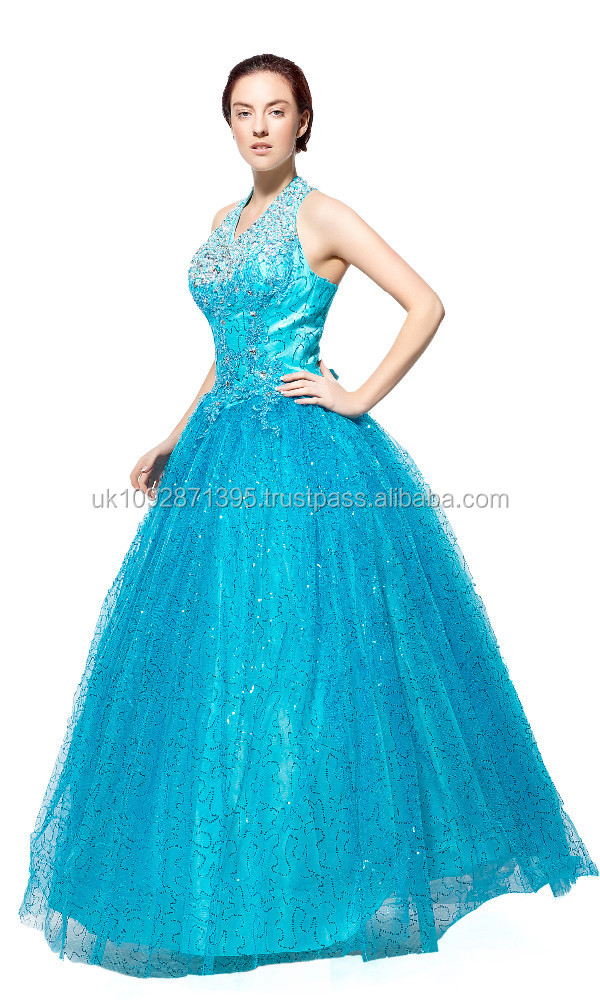 WT01 Ball gown all size colours evening length dress ball gown BEADING