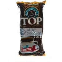 TOP 2IN1 Coffee GULA 9X25gr