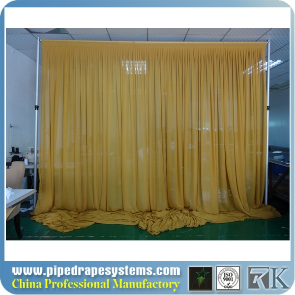 pdb1321 high quality aluminum pipe and drape for photo booth