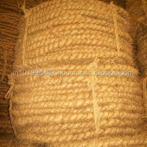 15 to 20 Feet Twisted Coir Rope
