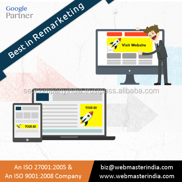 Get Great Offer on Your Google Remarketing and Other Advertisement Services