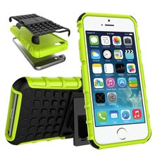 Latest Heavy Duty Future Armor Belt Clip Holster Stand Case For Coque iPhone 5C/4 4S/5 5S SE/6 6S/6 Plus/6S Plus Accessories