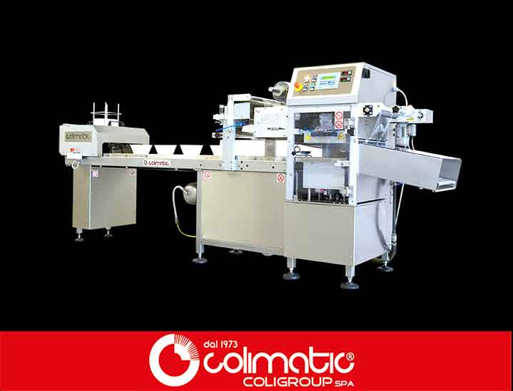 TDF 1000 E THERMOSEALING MACHINE Thermosealing Packaging Machine Packing Equipment MEAT VEGETABLES COLD CUTS