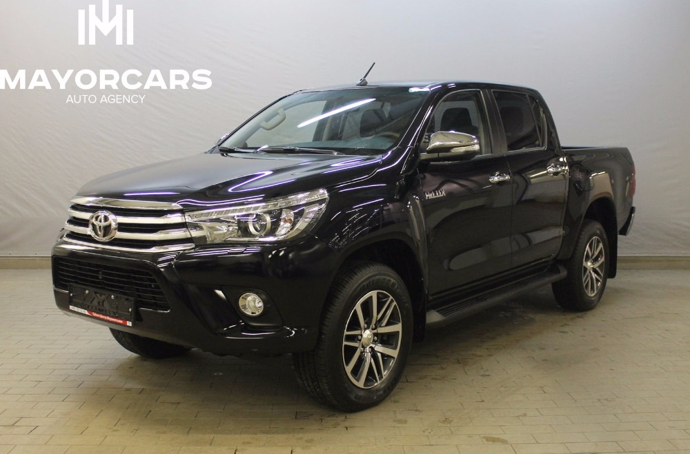 Prestige Toyota Hilux 2.8TD / 177 6AT - EXPORT READY