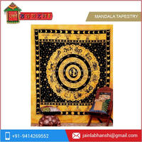 Astrology Hippie Mandala Tapestry for Astrologer at Very Cheap Price