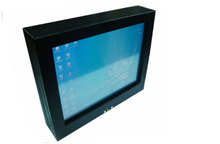 12.1'' Industrial Touch Panel PC/ Industrial Fanless Computer