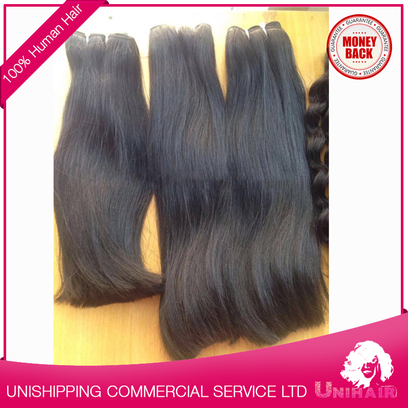 Double Weft Peruvian Darling Human Hair Extensions 40 inch Premium Now Cheap Price Hair Weaving