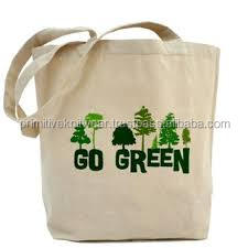 Reusable Cotton eco bags shopping