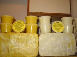 100% pure organic bulk unrefined shea butter